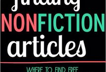 Teaching - Nonfiction
