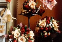 Victorian Wedding Flowers