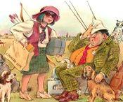 John Holder / Illustrations by commercial Pen Drawing, Humor Style illustrator John Holder represented by leading international agency www.illustrationweb.com