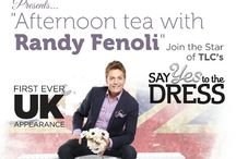 Randy's Coming to the UK www.weddingbellesbridal.co.uk