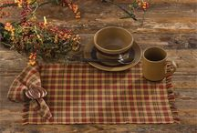 Thanksgiving Tabletop Decor and more!