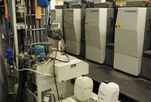 Komori Printing Machines