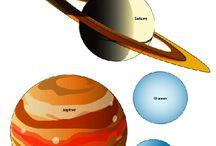 tábori ötlet bolygók