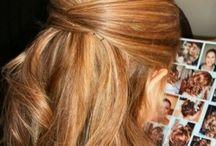 Bridesmaid hair & make up