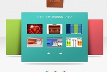 PSD Templates & Resources / by Darren Leahy