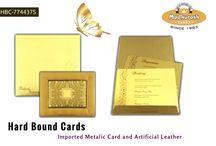HARDBOUND CARDS / Unique Hardbound Invitation Cards : That Make Your Occasion More Special