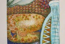 More Mandalas & Zentangle / Creative art found on the web / by Erin Spring Art