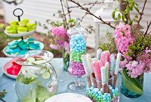 Spring Mood / Spring party ideas  Spring fling party Party Mood Spring  Spring floral ideas Unique spring ideas