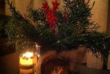 новый год/рождественские украшения