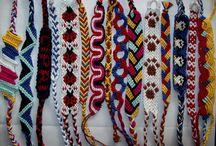 My handmade bracelet / Handmade bracelet   www.facebook.com/Brataridinata.TH3O/