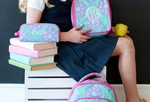 Backpacks / Fun things for Back to school including personalized backpacks, monogrammed backpacks, backpacks for kids.