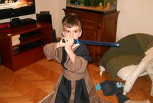 Anakin costume / Hand made Anakin Skywalker costume.