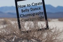 choreography inspirations  & resources
