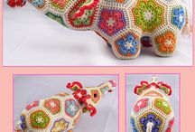 Crocheting Animals