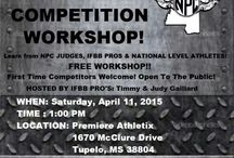 Competition 411 / Information related to NPC competitions