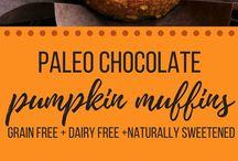 Healthy Autumn / Fall Recipes