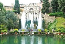 Tivoli Villas tour /      Tivoli city      Hadrian's Villa      Villa d'Este