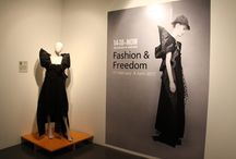 Fashion & Freedom / Fashion&Freedom, The Gallery@ The Civic, 11 Feb - 8 April 2017. Some of today's leading female fashion designers explore the impact the First World War had on the changing role of women and fashion. Co-commissioned by 14-18 NOW, the UK's arts programme for the First World War centenary and Manchester Art Gallery, with support from the British Fashion Council, the exhibition includes contemporary pieces by Vivienne Westwood, Roksanda, Holly Fulton, Emilia Wickstead, J JS Lee and Sadie Williams.