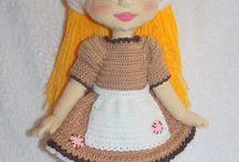 Lyndon blonde doll