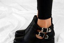 Platformcipő