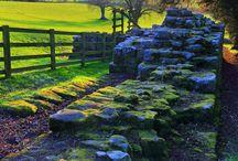 Hadrian's Wall Walk / Tick this one off the bucket list - Hadrian's Wall path walked!