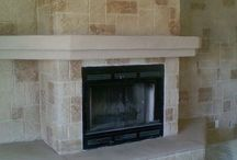 Fire place / by Alan Beltzer
