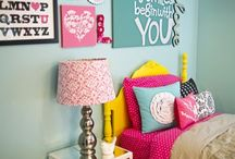 different Rooms Ideas / by Dessie Coyle