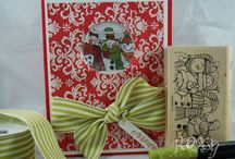 Stampin Up Holiday Line Up