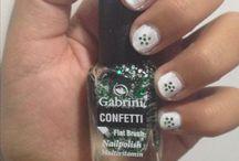 Simply nail art