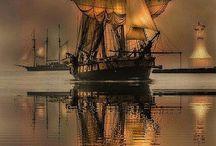 Piratskibe