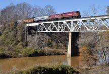 Piedmont & Northern Railroad
