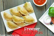 Toddler meals/snacks / by Ashley McCartney