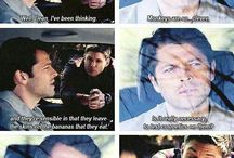 supernatural: Hilarity