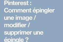gérer Pinterest
