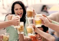 Beer and Wine a healthy substitute / Benefits that you can reap by drinking beer and wine