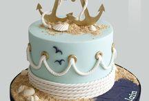 морские тортики