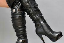 If I wore heels