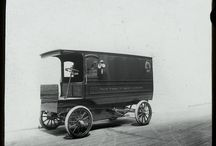 Bookmobiles / by MJ Library,