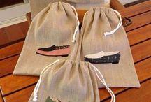 bolsa de zapatos