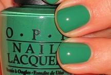 Summer color / Jade green