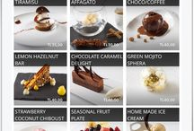 FineDine Tablet Menus for Cafes and Restaurants / FineDine Tablet Menu Cafe or restaurant customers create amazing menus and impress their clients