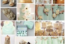 """""""Show Me the Green"""" Wedding Inspiration"""