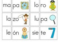 sílabas con dibujos