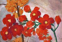 Emil Nolde / Emil Nolde né Hans-Emil Hansen (1867-1956) est un peintre expressionniste et un aquarelliste allemand. / by Vicou S.