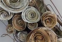 Rosettes de papier