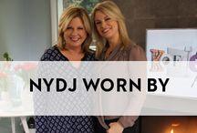 NYDJ worn by / | NYDJ items | As worn by | Inspiration | Women We Love |  / by NYDJ Europe