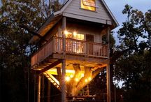 Tree/play house inspiration / by Brooke Graham