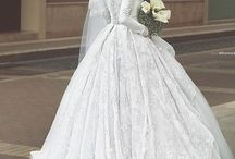 Islamic Wedding Dresses / You can find some islamic/muslim wedding dress models from the world.