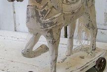 Konie, koniki