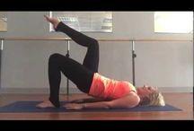 Pilates - Lower Body